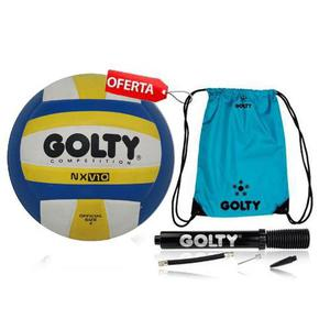 Balón Voleibol Golty Competition # 4