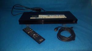 Blue Ray Sony Con Control Remoto Y Cable Hdmi.