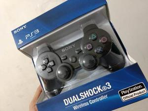 Control Ps3 Dualshock 3 Nuevo