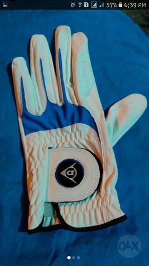 Guantes de Golf Marca Dunlop Nuevos