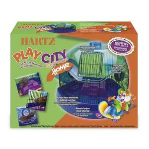 Hartz Play City Extreme Home Hamster Y Gerbil Small Animal