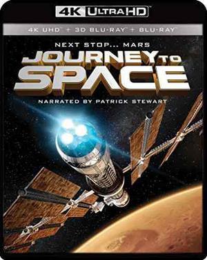 Imax: Viaje Al Espacio (4k Uhd / 3d Bluray) [blu-ray]