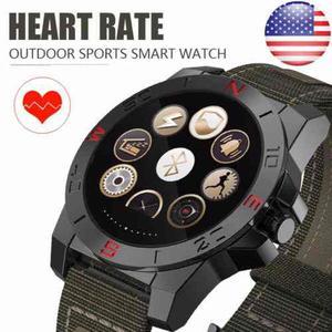 N10 Impermeable Pulso Reloj Elegante Bluetooth Al Aire Libre