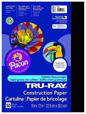 Pacon Tru-ray De Papel De Construcción,