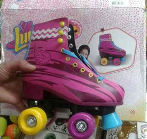 Patines Soy Luna Para Niñas Original Envío Gratis