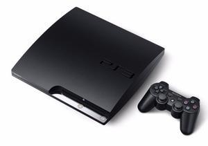 Playstation 3 + 2 Controles Dualshock + 5 Juegos Fisicos Ps3