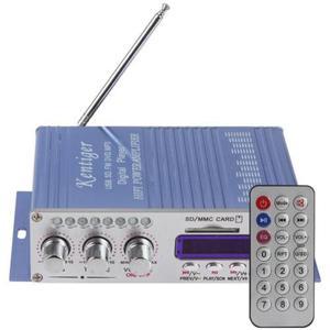 2-ch 100w Potencia Hifi Coche Estéreo Amplificador Para