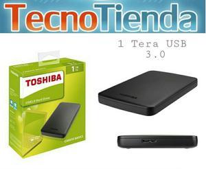 Disco Duro Externo 3.0,1 Tb Toshiba