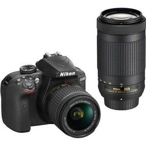 Nikon D Kit W/af-p mm Vr Y Af-p mm * Nuevo *