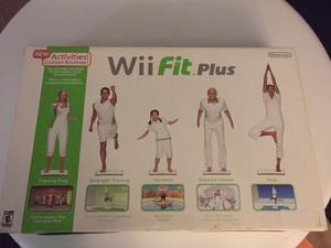 Nintendo Wii Con Wii Fit Plus, 20 Juegos, 3 Controles Y Acce