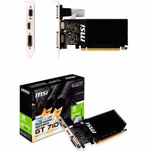 Tarjeta De Vídeo Nvidia Geforce Msi Gt gb Ddr3