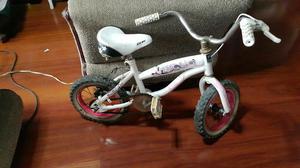Bicicleta Gw Pequeña para Niña