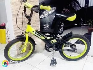 Bicicleta Importada Gw Niño