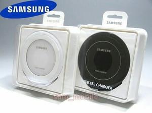 Cargador Inalambrico Samsung S6 Edge S7 Y S8 Original