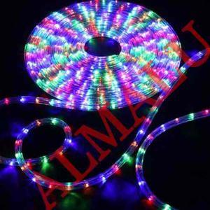 Manguera Led Multicolor Rgb 20 Mtrs / 36 Leds - 3 Vias