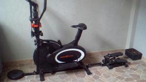 Se Vende Bicicleta Estática con Gimnasi
