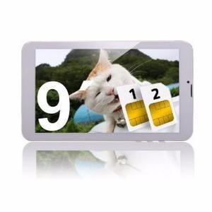 Tablet De 9 Silver Max St-920 Doble Sim Card