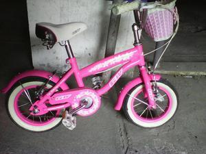 Vendo Bicicleta Niña GW