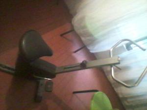 bicileta para ejercicios