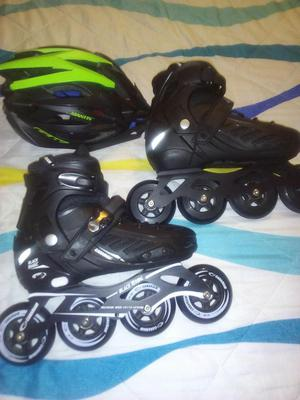 patines semiprofesionales  canariam