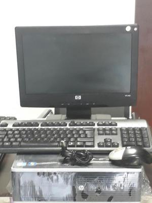 Ofertas Hp Intel Core I3 con Monitor 15