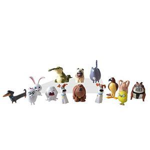 Oliadesign La Vida Secreta De Mascotas Mini Mascotas Figura