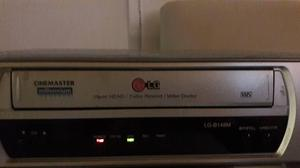 VHS marca LG B148M