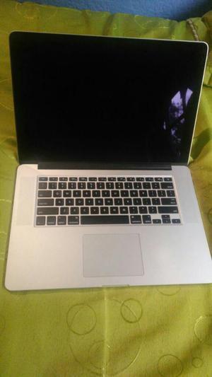 Vendo Macbook Pro Retina 15, Ci7, 16 Ram