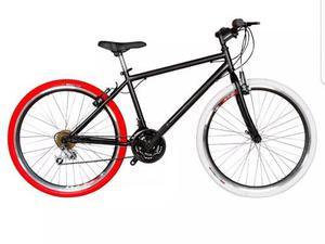 Bicicleta Todo Terreno Accesorios En Aluminio. Rin 26 O 24.