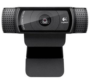 Cámara Web Logitech HD Pro C920
