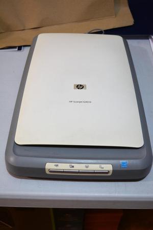 Escáner Fotográfico HP Scanjet G, Usado
