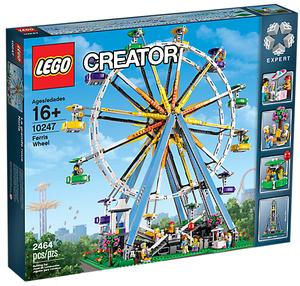 LEGO CREATOR EXPERT RUEDA DE CHICAGO REF: