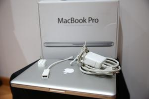 Macbook Pro 13 Core I5 - 6 Ram - 500gb