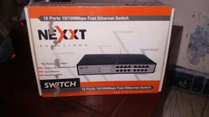 Nexxt solutions 16 ports.