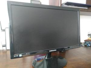 Se Vende Monitor Samsung Led 19