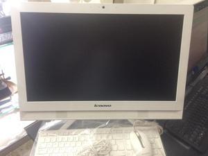 Vendo pc all in one Lenovo 21.5