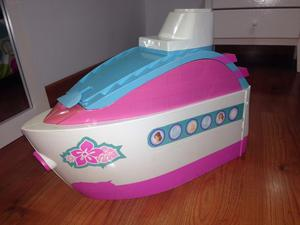 Barco de Barbie
