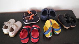 Vendo Lote de Zapatos para Niño