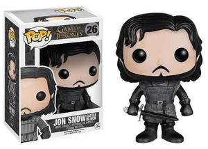 Figura Jon Snow Funko Game Of Thrones Entrega Inmediata