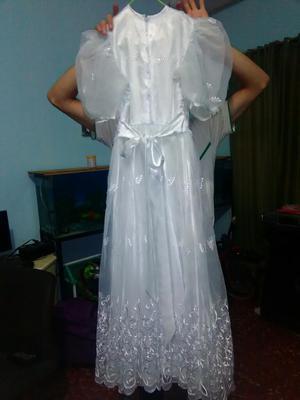 Hermoso Vestido de Primera Comunión