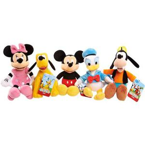 Personajes De Peluche Disney Mickey Mouse Clubhouse,