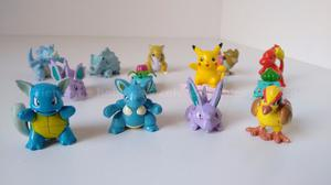Pokemon Mini Figuras