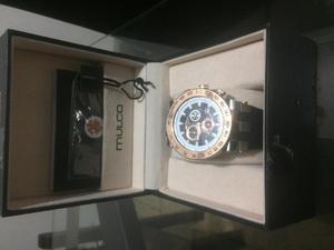 Reloj Mulco MW Original muy poco uso, precioso