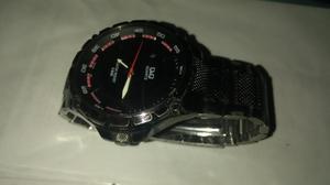 Reloj Qq Hombre Pulso Metálico