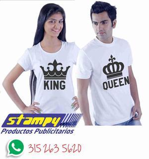 camisetas publicitarias personalizadas en Bucaramanga