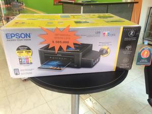 Impresora Epson L375 Wifi