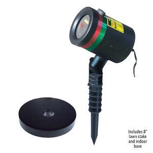 Luces proyector laser 3d show navidad posot class - Tipos de luces led ...