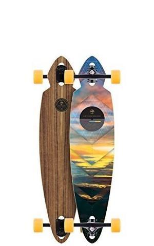 Skateboard Arbor Mindstate Longboard Completo, Nuez