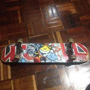 Tabla De Skate World Industries + Partes Speed Demon