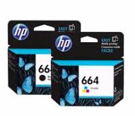 cartuchos de impresora HP 664